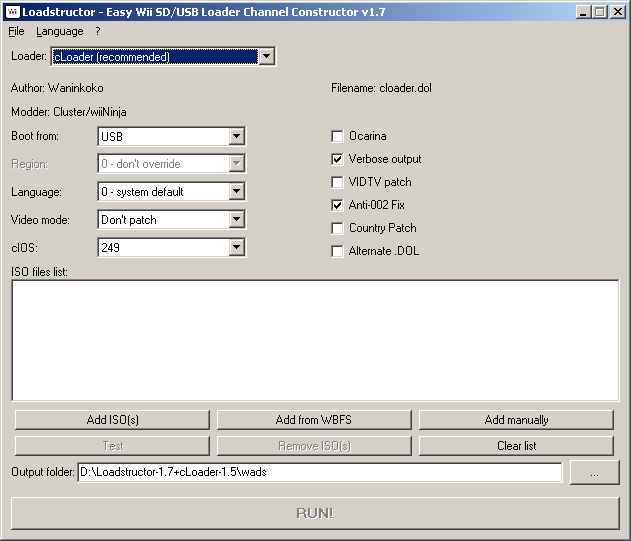 wbfs loader wii download